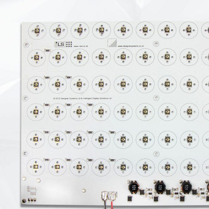 72 LEDs